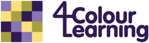 4 Colour Learning Logo